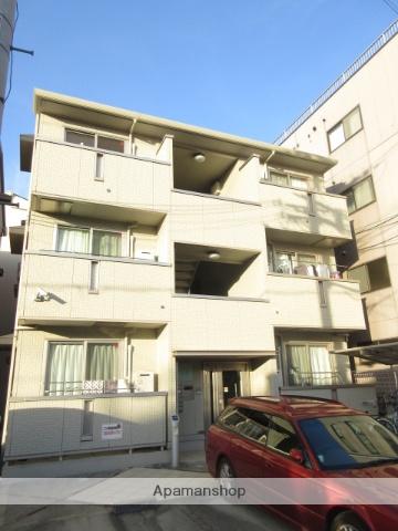 大阪府大阪市城東区、関目駅徒歩6分の築8年 3階建の賃貸アパート