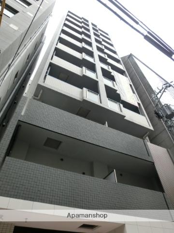 大阪府大阪市中央区、天満橋駅徒歩5分の築1年 11階建の賃貸マンション