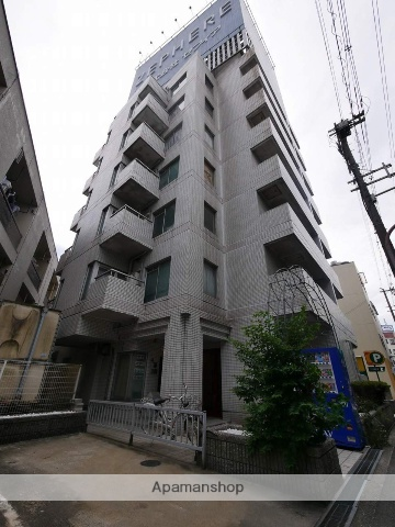 大阪府大阪市福島区、福島駅徒歩9分の築30年 7階建の賃貸マンション