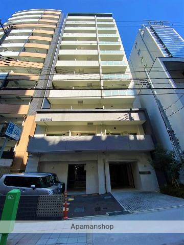 大阪府大阪市中央区、天満橋駅徒歩6分の新築 12階建の賃貸マンション