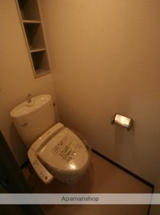 ドゥ・ルペール[3LDK/75.02m2]のトイレ