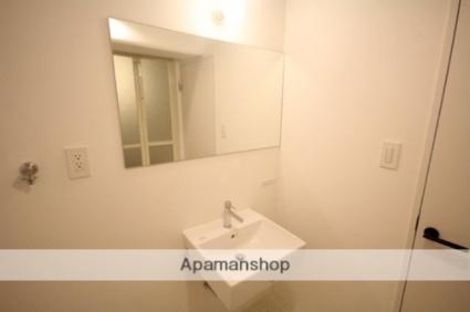 ロイヤルヒルズ待兼山[1LDK/60.5m2]の洗面所