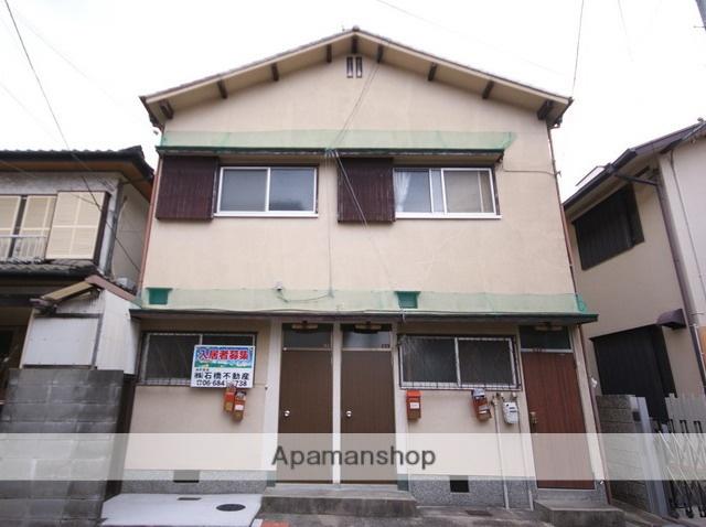 大阪府豊中市、豊中駅徒歩10分の築49年 2階建の賃貸タウンハウス