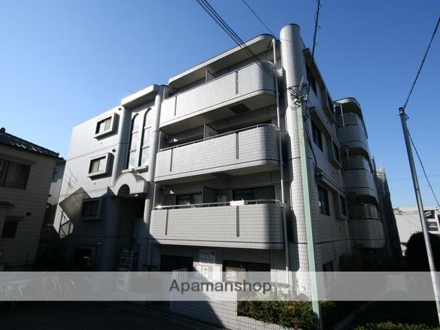 大阪府豊中市、蛍池駅徒歩9分の築25年 4階建の賃貸マンション