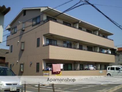 大阪府泉北郡忠岡町、忠岡駅徒歩13分の築21年 3階建の賃貸マンション