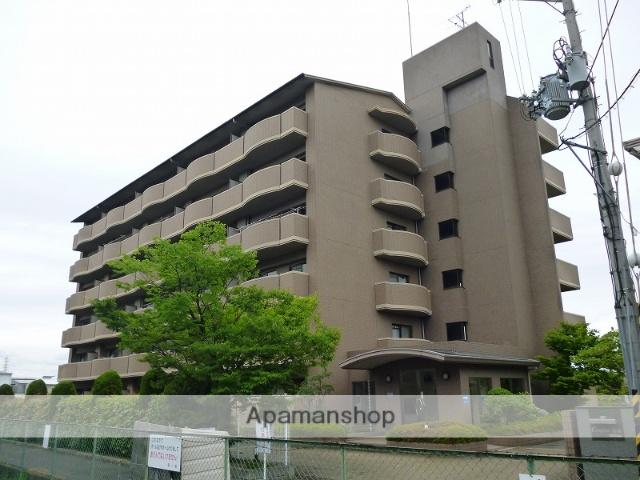 大阪府和泉市、信太山駅徒歩11分の築18年 6階建の賃貸マンション