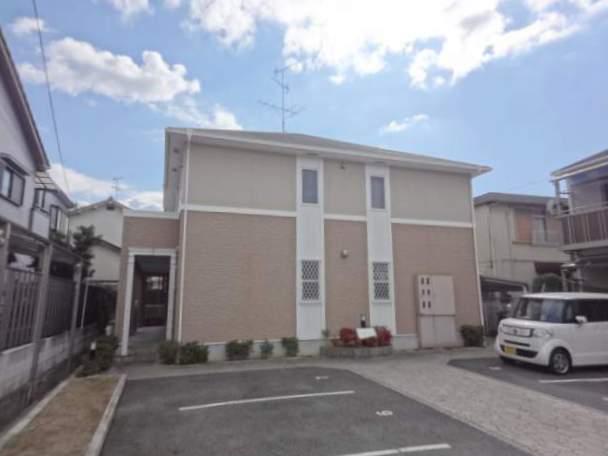 大阪府高石市、富木駅徒歩4分の築10年 2階建の賃貸アパート
