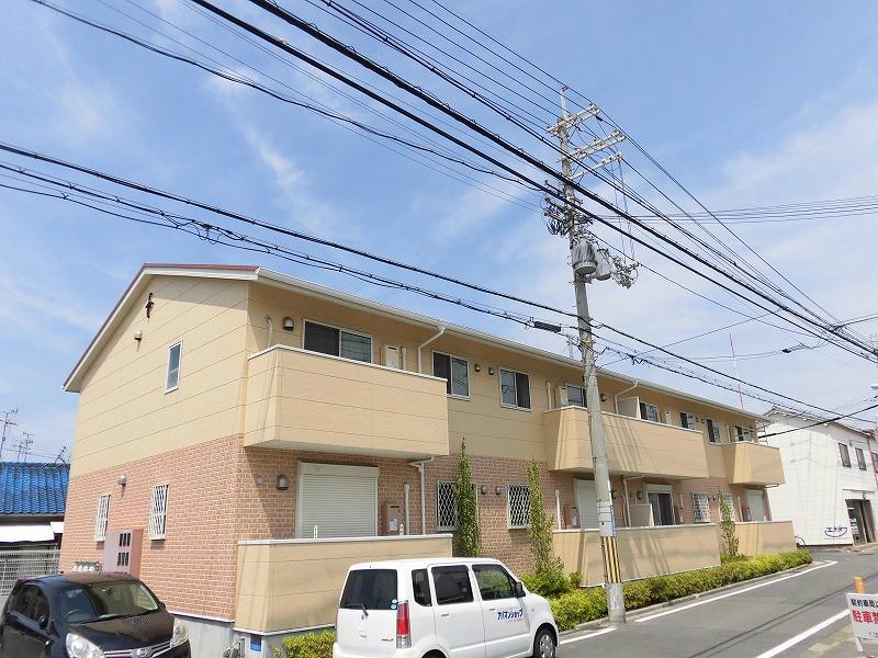大阪府高石市、高石駅徒歩10分の築5年 2階建の賃貸アパート