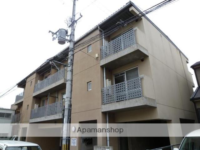 大阪府高石市、羽衣駅徒歩25分の築19年 3階建の賃貸マンション