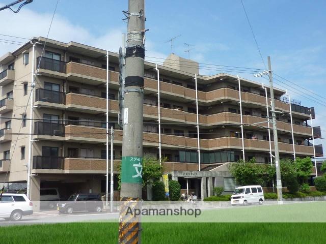 大阪府泉北郡忠岡町、忠岡駅徒歩9分の築21年 5階建の賃貸マンション