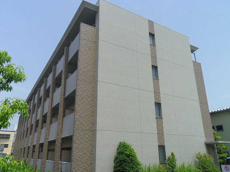大阪府泉北郡忠岡町、忠岡駅徒歩7分の築10年 4階建の賃貸マンション