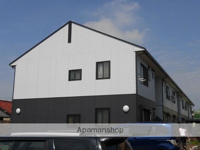 大阪府高石市、東羽衣駅徒歩10分の築21年 2階建の賃貸アパート
