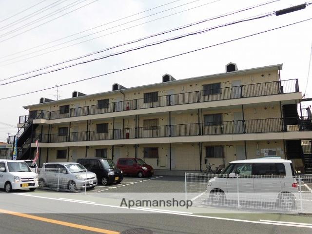 大阪府高石市、富木駅徒歩18分の築22年 3階建の賃貸マンション