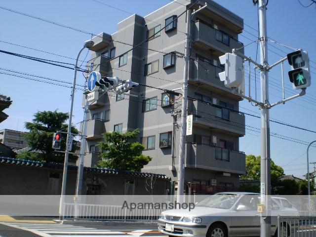 大阪府高石市、高石駅徒歩4分の築23年 5階建の賃貸マンション