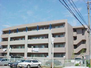 大阪府高石市、富木駅徒歩4分の築13年 4階建の賃貸マンション