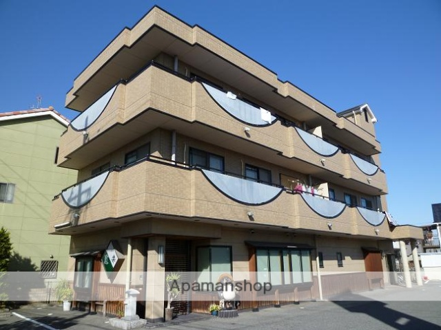 大阪府泉大津市、北助松駅徒歩15分の築18年 3階建の賃貸マンション
