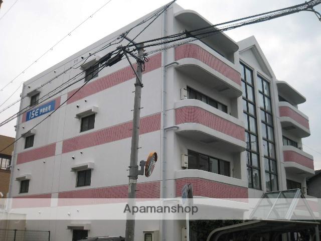 大阪府泉大津市、信太山駅徒歩29分の築30年 4階建の賃貸マンション