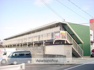 大阪府貝塚市、和泉橋本駅徒歩7分の築41年 2階建の賃貸アパート