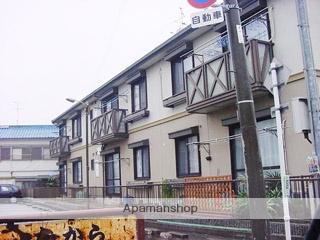 大阪府貝塚市、和泉橋本駅徒歩4分の築23年 2階建の賃貸アパート