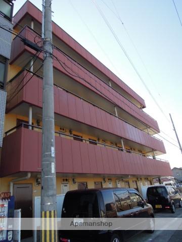 大阪府貝塚市、東貝塚駅徒歩4分の築28年 4階建の賃貸マンション
