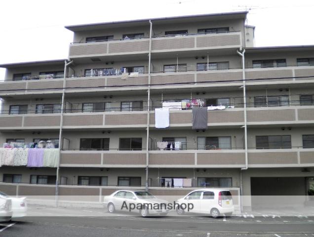 大阪府貝塚市、東貝塚駅徒歩4分の築21年 5階建の賃貸マンション