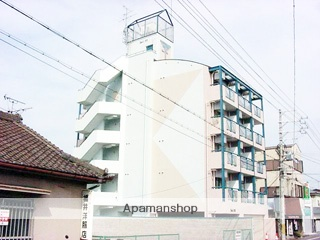 大阪府貝塚市、石才駅徒歩1分の築27年 5階建の賃貸マンション