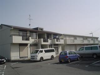 大阪府阪南市、尾崎駅徒歩30分の築24年 2階建の賃貸アパート