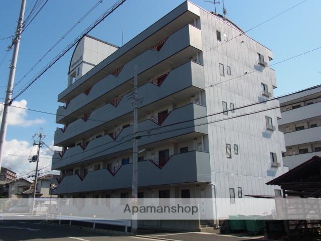 大阪府泉佐野市、熊取駅徒歩33分の築18年 5階建の賃貸マンション