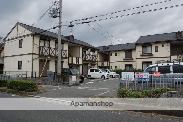 大阪府貝塚市、東貝塚駅徒歩14分の築22年 2階建の賃貸アパート