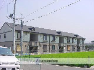 大阪府貝塚市、東岸和田駅徒歩22分の築23年 2階建の賃貸アパート