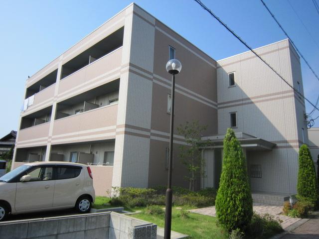 大阪府貝塚市、貝塚駅徒歩30分の築12年 3階建の賃貸マンション