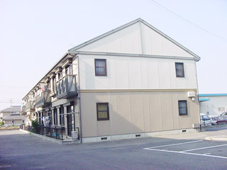 大阪府貝塚市、清児駅徒歩11分の築23年 2階建の賃貸アパート