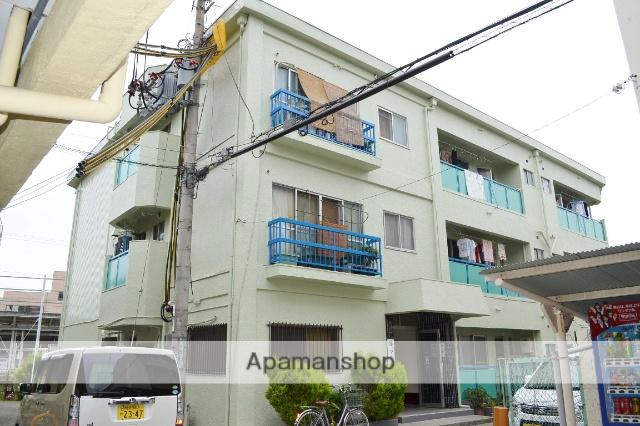 大阪府泉佐野市、りんくうタウン駅徒歩24分の築36年 3階建の賃貸マンション