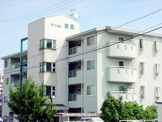 大阪府泉南郡熊取町、東佐野駅徒歩19分の築27年 4階建の賃貸マンション