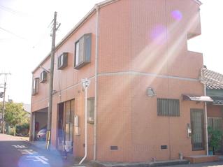 大阪府貝塚市、貝塚駅徒歩5分の築25年 2階建の賃貸マンション