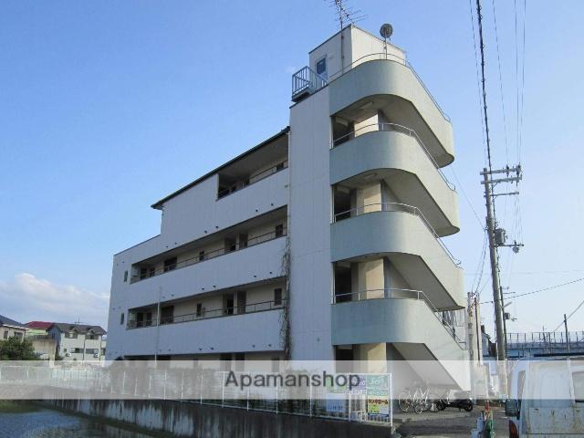 大阪府泉南郡熊取町、東佐野駅徒歩21分の築24年 4階建の賃貸マンション