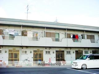 大阪府貝塚市、東貝塚駅徒歩5分の築38年 2階建の賃貸アパート