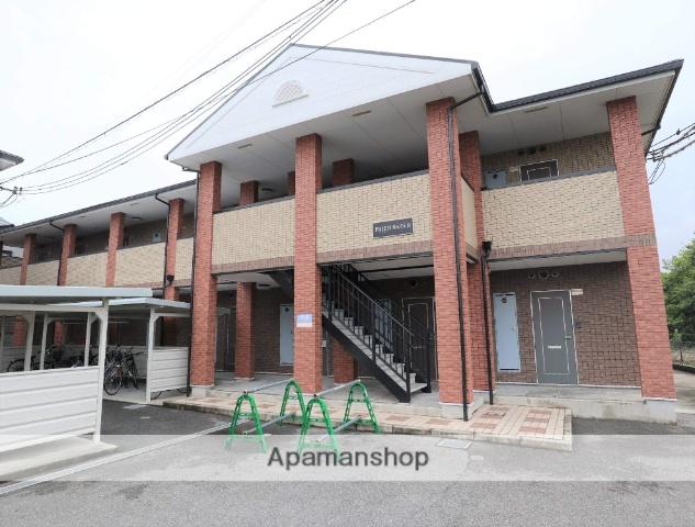 大阪府泉佐野市、りんくうタウン駅徒歩8分の築12年 2階建の賃貸アパート