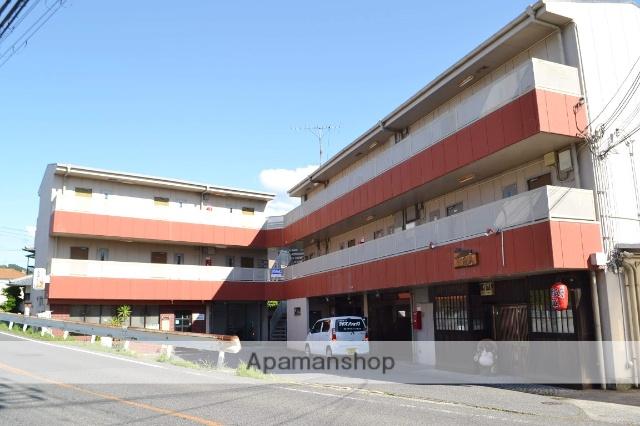 大阪府泉南郡熊取町、熊取駅徒歩36分の築28年 3階建の賃貸マンション