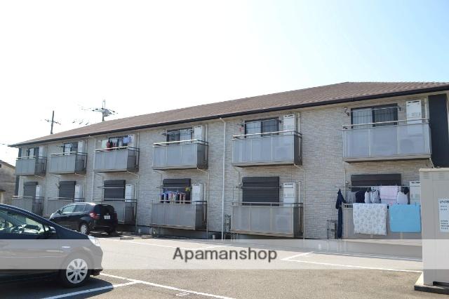 大阪府貝塚市、東貝塚駅徒歩5分の築10年 2階建の賃貸アパート