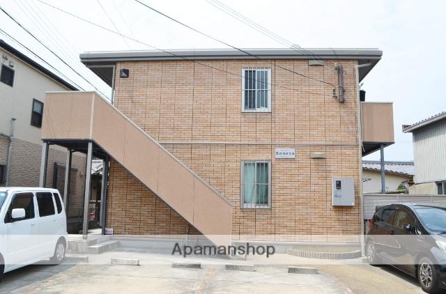 大阪府貝塚市、貝塚駅徒歩14分の築13年 2階建の賃貸アパート