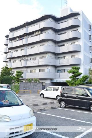 大阪府泉南市、新家駅徒歩23分の築25年 6階建の賃貸マンション