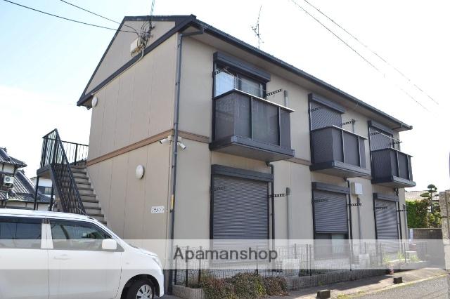 大阪府阪南市、尾崎駅徒歩5分の築18年 2階建の賃貸アパート
