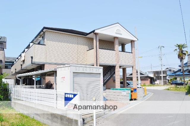 大阪府泉南郡田尻町、羽倉崎駅徒歩24分の築10年 2階建の賃貸アパート