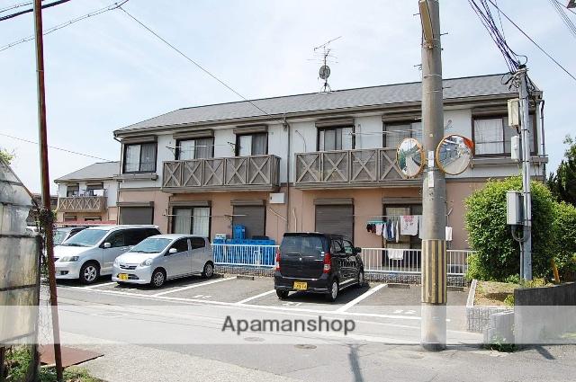 大阪府泉佐野市、鶴原駅徒歩20分の築25年 2階建の賃貸アパート