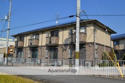 大阪府泉佐野市、日根野駅徒歩12分の築12年 2階建の賃貸アパート