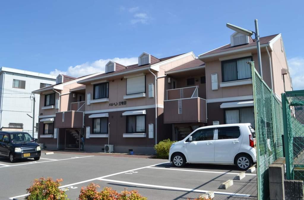 大阪府貝塚市、清児駅徒歩11分の築26年 2階建の賃貸アパート