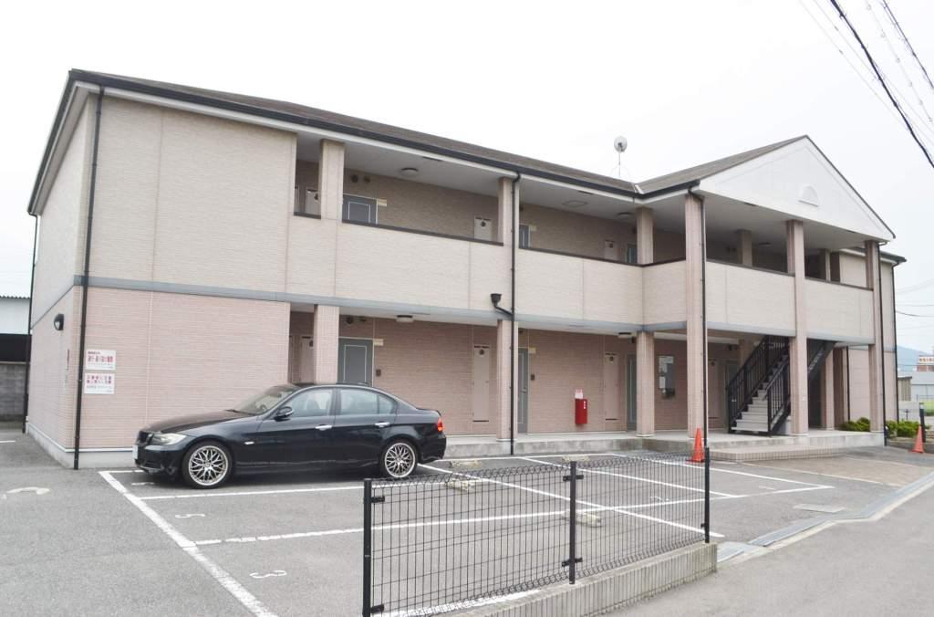 大阪府阪南市、尾崎駅徒歩13分の築12年 2階建の賃貸アパート