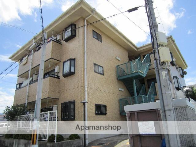 大阪府泉佐野市、日根野駅徒歩15分の築24年 3階建の賃貸マンション