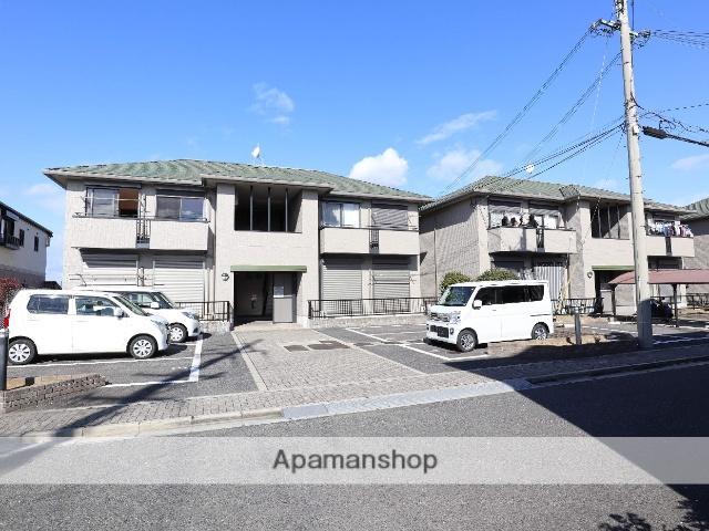 大阪府貝塚市、東岸和田駅徒歩23分の築17年 2階建の賃貸アパート